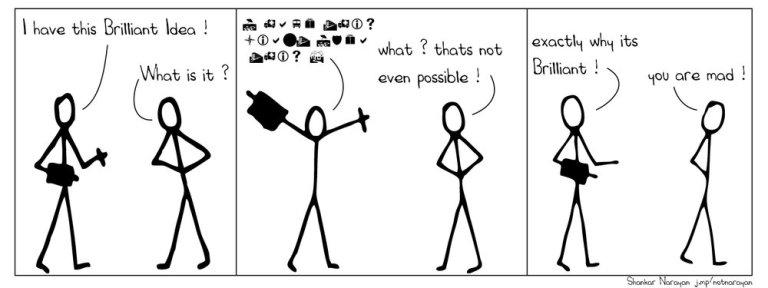 Image result for brilliant idea